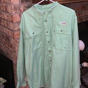 Super light weight Magellan long sleeve shirt CL